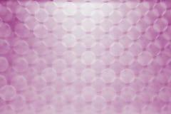 Fondo abstracto, bokeh rosado Luces brillantes imagenes de archivo
