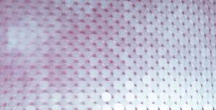 Fondo abstracto, bokeh rosado Luces rosadas brillantes fotografía de archivo libre de regalías