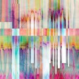 Fondo abstracto brillante Fotografía de archivo