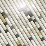Fondo abstracto brillante de líneas Foto de archivo