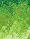 Fondo abstracto brillante del negocio ilustración del vector