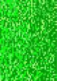 Fondo abstracto - caos verde Fotos de archivo libres de regalías