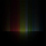 Fondo abstracto coloreado Foto de archivo libre de regalías