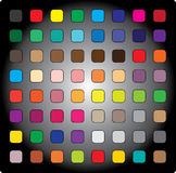 Fondo abstracto coloreado Imagenes de archivo