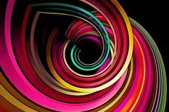 Fondo abstracto colorido libre illustration