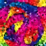 Fondo abstracto colorido ilustración del vector