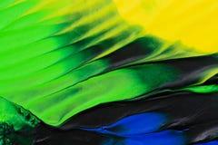Fondo abstracto colorido de la pintura Fotos de archivo libres de regalías