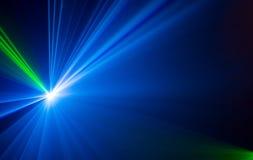 Fondo abstracto colorido de Laserlight con el espacio para el texto o Fotografía de archivo libre de regalías