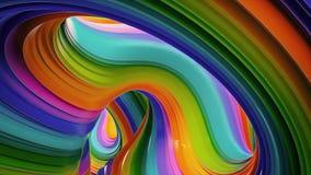 Fondo abstracto colorido Plantilla del diseño de la disposición Foto de archivo libre de regalías