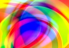 Fondo abstracto con efecto de la pendiente Foto de archivo libre de regalías