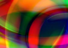 Fondo abstracto con efecto radial de la pendiente Foto de archivo