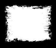 Fondo abstracto con el marco Imágenes de archivo libres de regalías