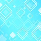 Fondo abstracto con el Rhombus stock de ilustración