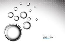 Fondo abstracto con estilo Foto de archivo libre de regalías