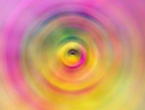 Fondo abstracto con la parte radial foto de archivo