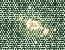 Fondo abstracto con las estrellas Clip art del vector Fotografía de archivo
