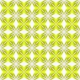 Fondo abstracto con las flores Imagen de archivo