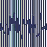 Fondo abstracto con las líneas en un fondo azul stock de ilustración