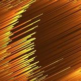 Fondo abstracto con las líneas Ilustración del vector Fotografía de archivo libre de regalías
