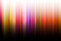 Fondo abstracto con las rayas coloridas verticales Fotos de archivo