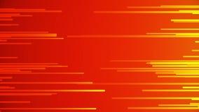 Fondo abstracto con las rayas p?lidas de vuelo r?pido L?neas de ne?n animaci?n libre illustration