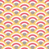 Fondo abstracto con los elementos del diseño del vector stock de ilustración