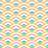 Fondo abstracto con los elementos del diseño del vector libre illustration