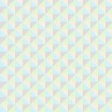 Fondo abstracto con los triángulos blancos y grises Fotos de archivo