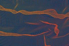 Fondo abstracto con textura geométrica Pendiente gris de semitono para las ilustraciones de la presentación, de la bandera, del c libre illustration