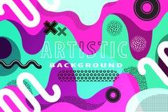 Fondo abstracto creativo Fotografía de archivo libre de regalías