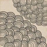 Fondo abstracto de círculos Fotografía de archivo libre de regalías