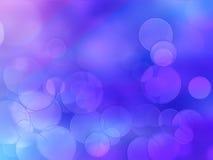 Fondo abstracto de-enfocado coloreado multi colorido de la falta de definición de la foto ilustración del vector