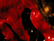 Fondo abstracto de goteo Imagenes de archivo