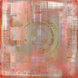 Fondo abstracto de Grunge Fotografía de archivo libre de regalías