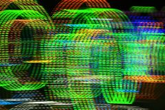 Fondo abstracto de líneas de puntos borrosas ilustración del vector