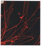 Fondo abstracto de la acuarela Fotos de archivo libres de regalías