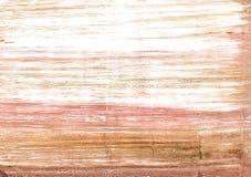 Fondo abstracto de la acuarela de la planta rodadora Imagen de archivo libre de regalías