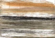 Fondo abstracto de la acuarela de la sombra Foto de archivo libre de regalías
