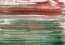 Fondo abstracto de la acuarela del Axolotl Fotos de archivo