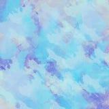 Fondo abstracto de la acuarela Textura (de papel) arrugada Fotografía de archivo