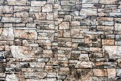 Fondo abstracto de la albañilería de piedra Fotos de archivo