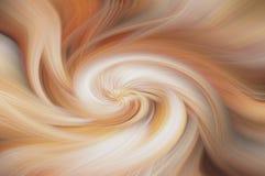 Fondo abstracto de la bella arte Brown y blanco fotos de archivo