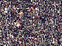 Fondo abstracto de la BITMAP del grunge Fotografía de archivo libre de regalías