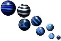Fondo abstracto de la bola Libre Illustration