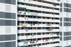 Fondo abstracto de la ciudad Construcción de viviendas Imagen de archivo libre de regalías