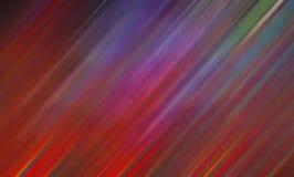 Fondo abstracto de la falta de definición de movimiento de la luz de la noche Imagen de archivo libre de regalías