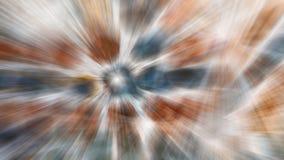 Fondo abstracto de la falta de definición gris de la luz del movimiento imagenes de archivo