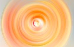 Fondo abstracto de la falta de definición de movimiento radial del círculo de la vuelta imagen de archivo libre de regalías