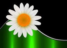 Fondo abstracto de la flor libre illustration