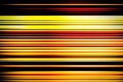 Fondo abstracto de la línea de color del arco iris Fotografía de archivo